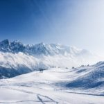 Topsneeuw in de Alpen