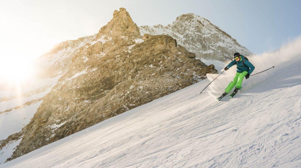 wintersport ski