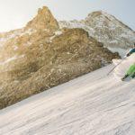 Wintersporters paradijs